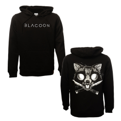 BLACOON Hoodie Switchblade Black XL